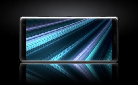Xperia XZ3_Fronthoriz_Black_Display