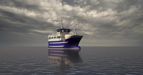 Lofot-rederi går for elektrisk fiske