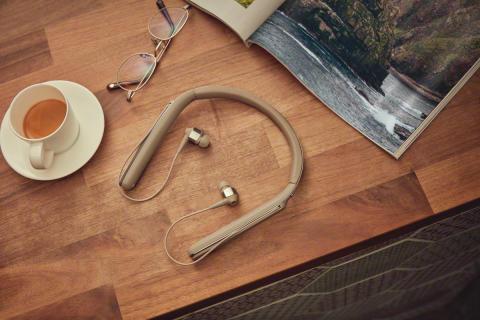 Nowe modele w serii słuchawek Sony 1000X z wiodącą technologią osłabiania zewnętrznych hałasów