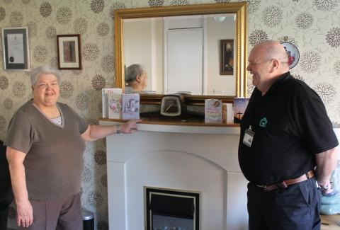 Handyperson Service Continues to Help