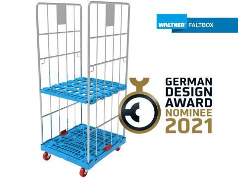 Nominierung zum German Design Award 20201