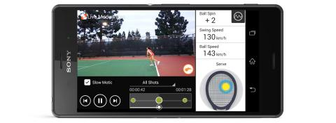 Smart Tennis Sensor_App von Sony_06