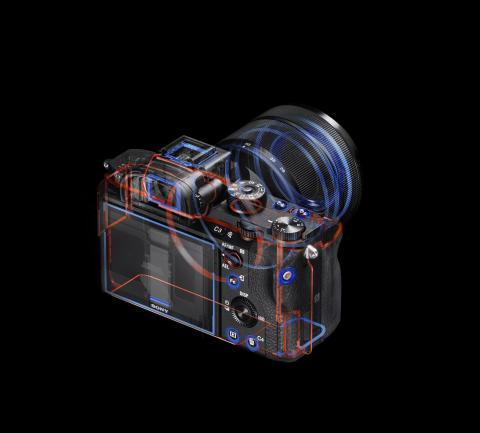 ILCE-7RM2 von Sony_Illustration_03