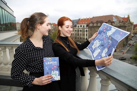 Stadterkundung mit dem Facebook Community City Guide Leipzig