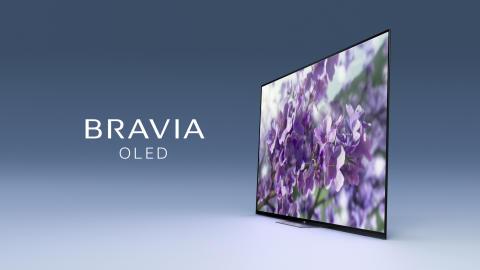 Yeni Sony BRAVIA OLED TV ile  doğanın tüm güzelliği ekrana taşınıyor.