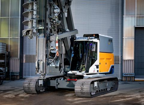 Liebherr - LB 16 unplugged