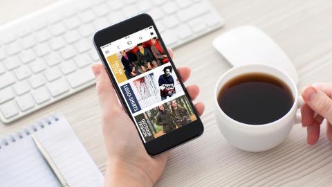 HIRMER Shopping Apps