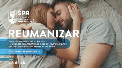 REUMANIZAR: AbbVie apoia campanha da Sociedade Portuguesa de Reumatologia