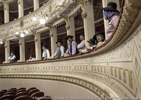Fotógrafa portuguesa de quinze anos galardoada nos Sony World Photography Awards 2015, o maior concurso de fotografia do mundo
