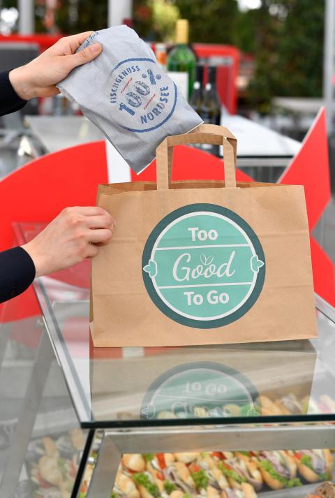"""Nordsee rettet eine halbe Million Portionen mit """"Too Good To Go"""""""
