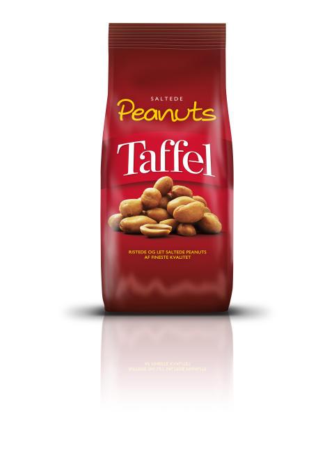 Taffel Peanuts 900g