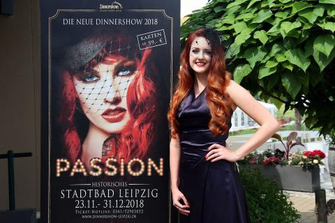 Dinnershow - Passion