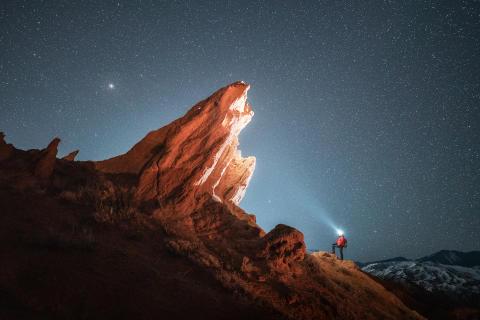 Kyrgyzstan Night_Albert Dros