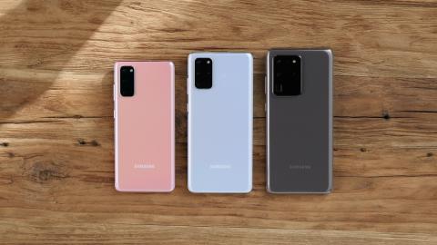 Samsung erbjuder nu tre generationers uppdateringar av Android OS