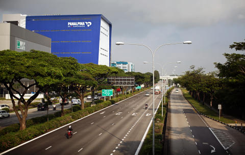 Panalpina opens new logistics center in Singapore