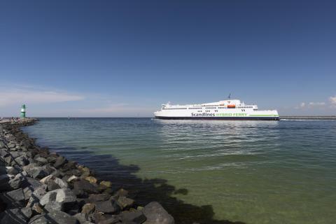 Scandlines tildeles igen prestigefuld Shippax Award