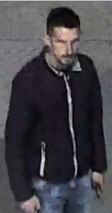 Camden - man sought