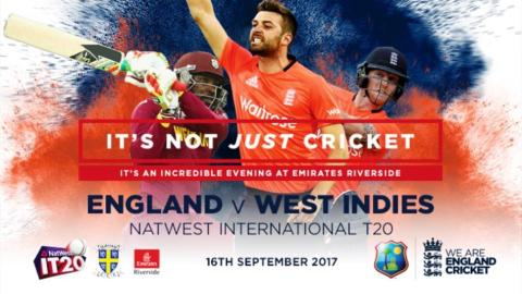 Extra buses for England v West Indies at Emirates Riverside - 16 September