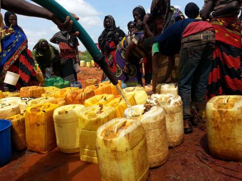180 miljoner till bistånd under 2019