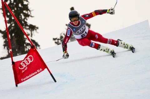 Damernas premiärtävling i Europacupen i Funäsdalen