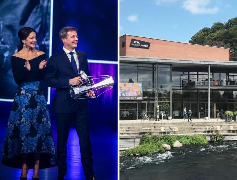 Silkeborg er værtsby for Kronprinsparrets Priser 2017