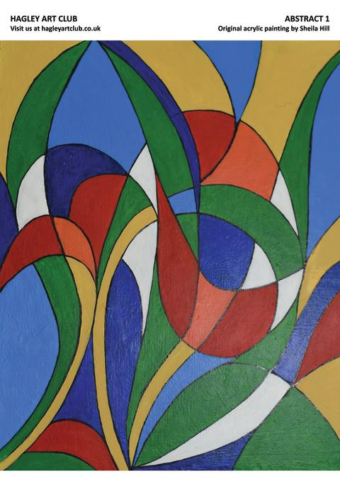 Abstract 1 -  Sheila Hill
