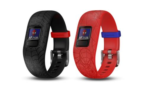vivofit jr. 2 Spiderman