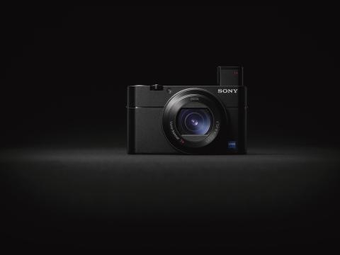 Sony étend sa gamme d'appareils photos Cyber-shot RX avec le RX-100V