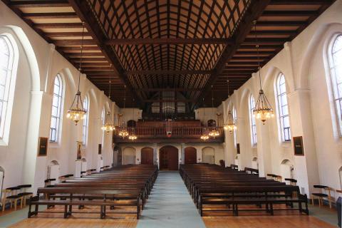 Blågårds kyrka i Köpenhamn