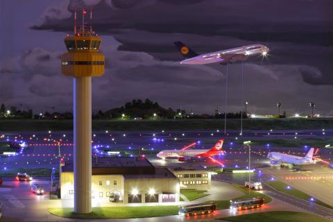 Topp 100 tyske reisemål blant internasjonale gjester