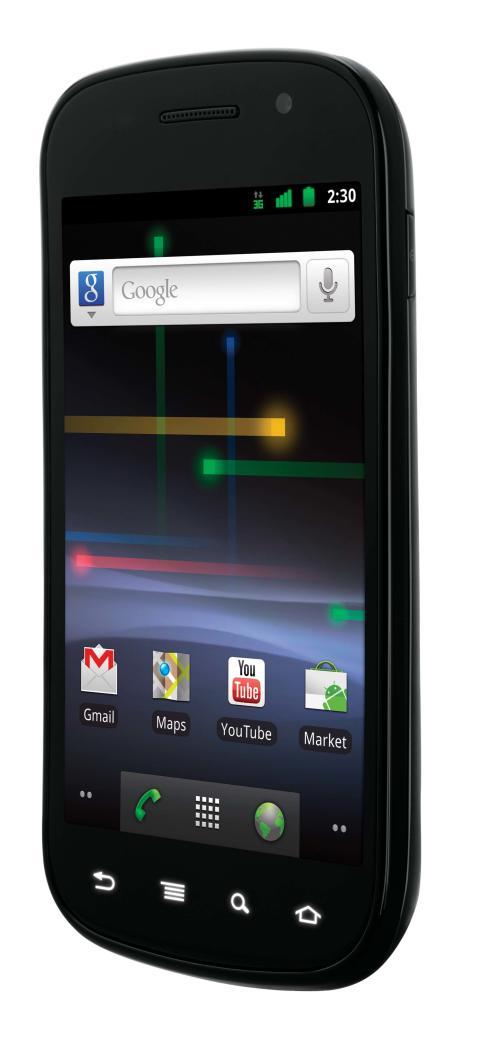 Samsung och Google gör mobiltelefon ihop – Nexus S