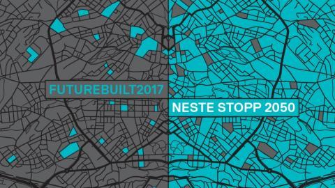 Grønn Byggallianse er medarrangør på årets FutureBuilt-konferanse: Neste stopp 2050