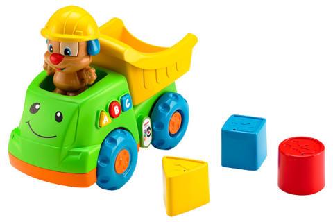 """Fisher-Price Smart Stages - Das erste Spielzeug, das """"mitwächst"""""""