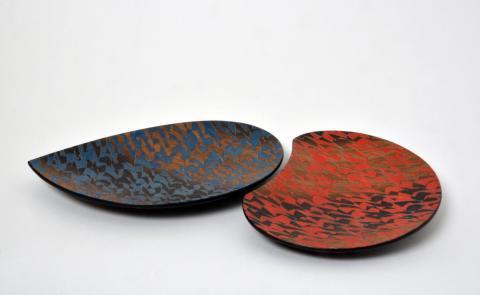 Holzschalen von Ulrike Scriba