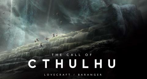THE CALL OF CTHULHU BY BARANGER