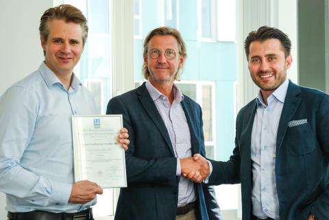 System Verification enda ISO 9001 certifierade QA-bolaget