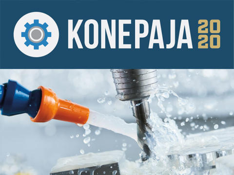 CANCELED - Tervetuloa Konepaja 2020 messuille