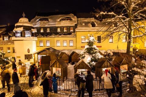 Schwarzenberger Weihnachtsmarkt  – ein besonderes Erlebnis für die ganze Familie!