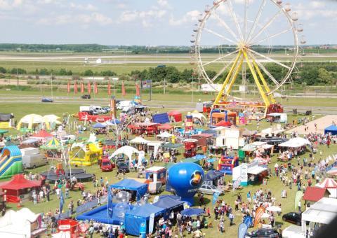 Riesenspaß für Groß und Klein: Der Kids and Family Day zum Flughafenfest