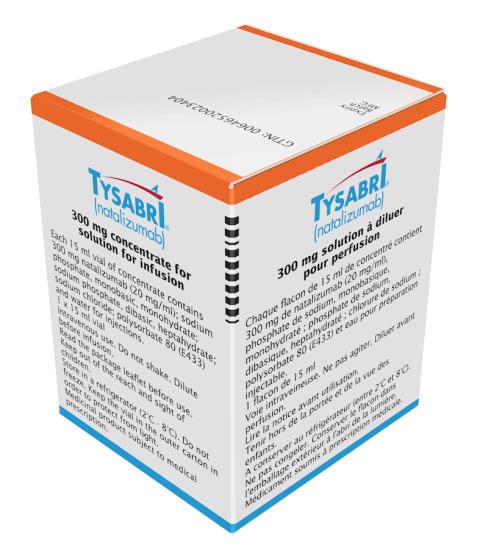 TYSABRI CONC 300MG