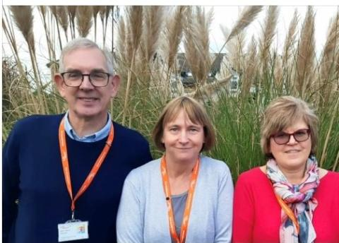 FINANCIAL SUPPORT FOR PATIENTS AND CARERS – ELLENOR HOSPICE