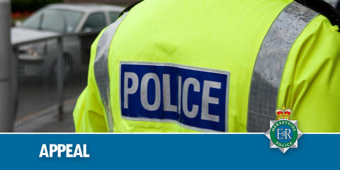 Appeal following robbery in Gateacre