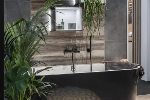 Badrumstrender 2020: Våra hem ska vara ett andningshål