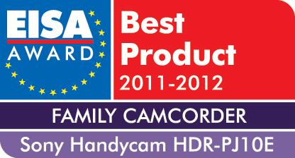 FAMILY CAMCORDER Sony Handycam HDR-PJ10E___with hyphen