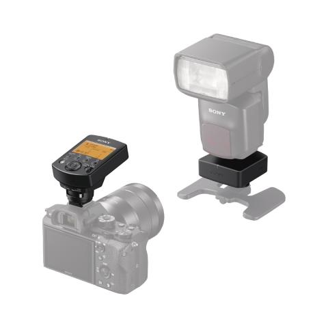 Belichtingssysteem Alpha camera's