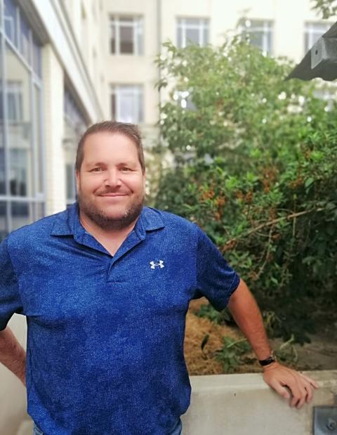 Johan Järnum, automationsexpert på Öresundskraft