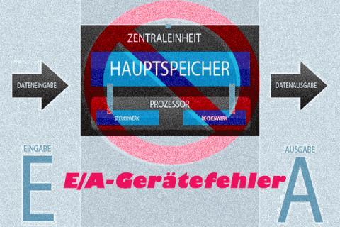 Was ist ein E/A-Gerätefehler? Wie kann ich den E/A-Gerätefehler beheben?