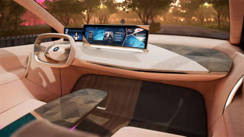 BMW Vision iNEXT - Mixed Reality