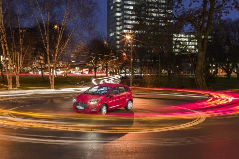 Ford Fiesta er igjen mest kjøpte småbil i Europa