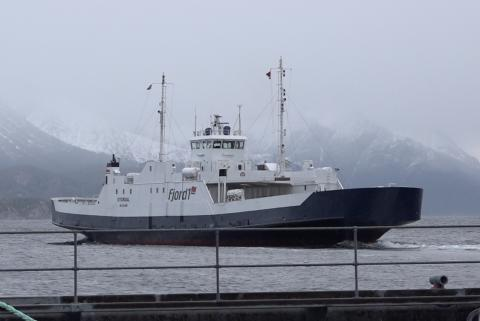 Elektrifiserer flere ferjesamband i Møre og Romsdal